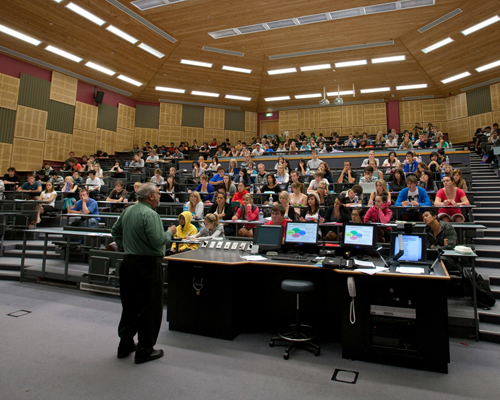 University of Waikato Lecture - Panopto Lecture Capture