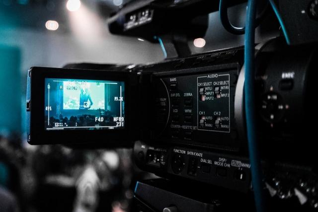 Record video presentations with multiple cameras and Panopto