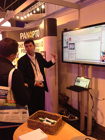 ISE 2014 - Panopto Lecture Capture Platform