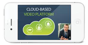 Panopto Mobile on iPhone - Panopto Video CMS