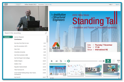 Standing Tall image - Panopto Video Platform