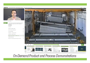 Product and Process Demonstrations using Panopto - Panopto VCMS