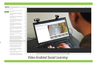 Video Enabled Social Learning