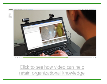 Retain Organizational Knowledge - Panopto Video Social Learning Platform