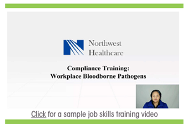 Sample Job Skills Training Video - Panopto Employee Onboarding Video Platform