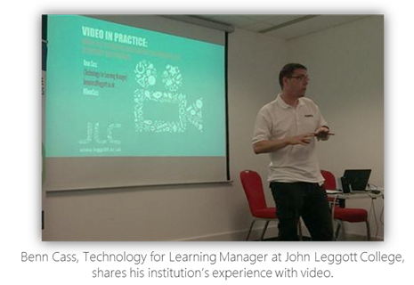 Benn Cass Presentation - Panopto Lecture Capture Platform