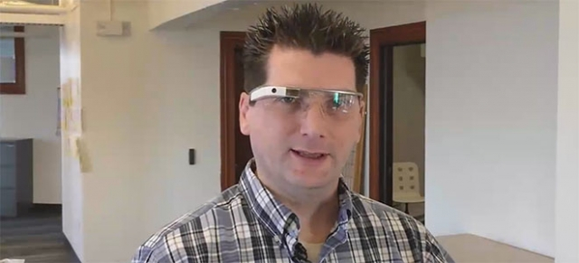 Google Glass Training Example - Panopto Enterprise Video Platform