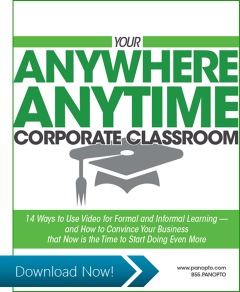 Learning and Development Whitepaper - On-Demand Video Shaping the Corporate Classroom