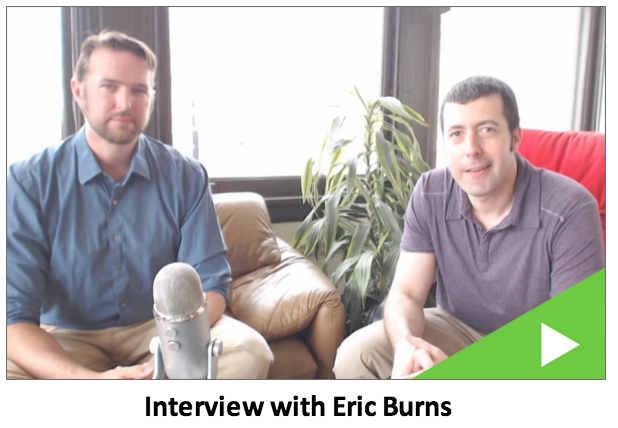 Interview with Eric Burns - Panopto Video Platform