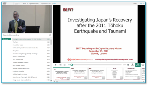 Japanese Recovery Presentation - Panopto Video Platform