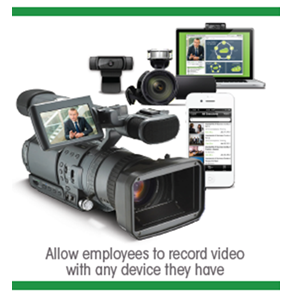 Record With Any Device - Panopto Mobile-Ready Video Platform