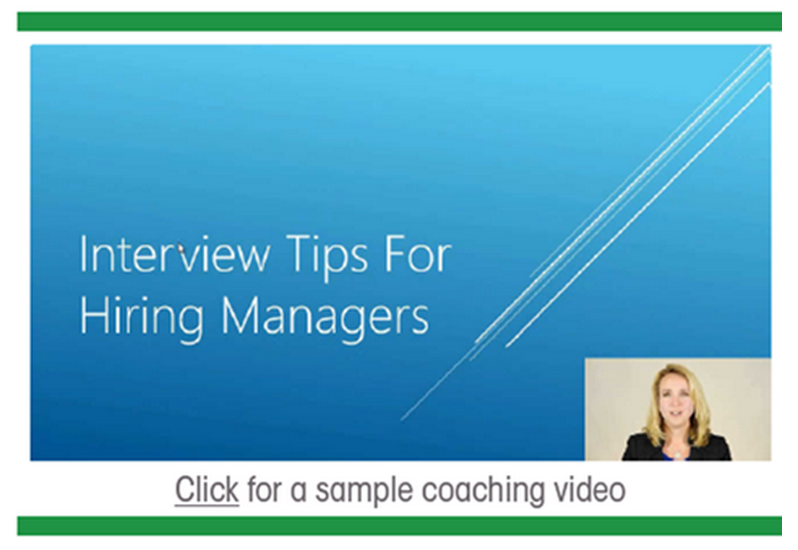 Sample Coaching Video - Panopto Video Learning Platform