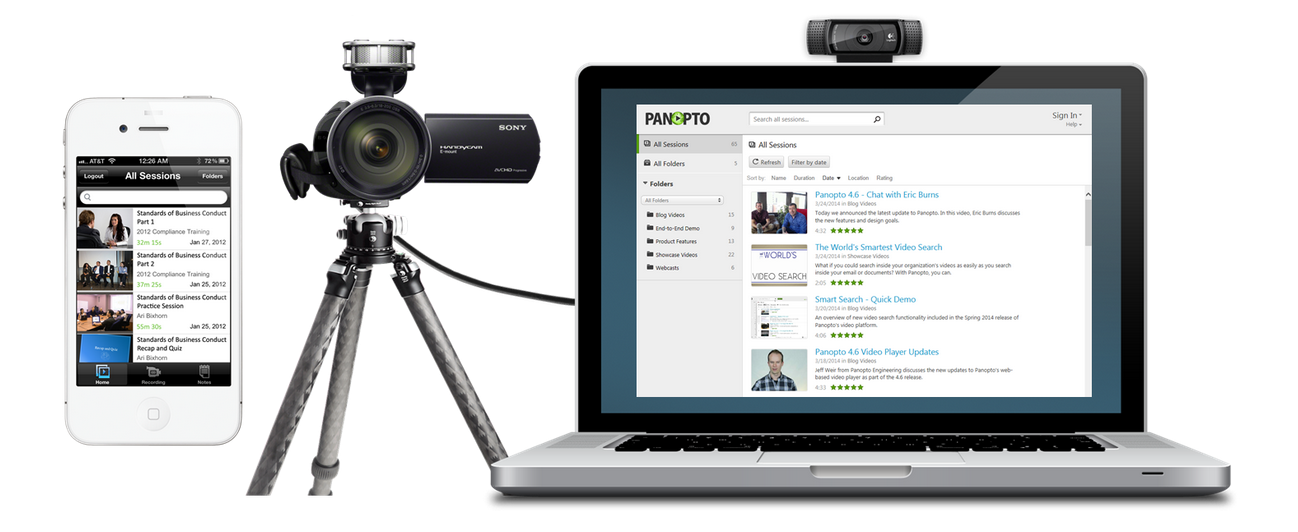 Capture Devices - Panopto Video Platform