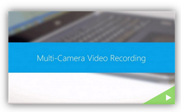 Multi-Camera Video Recording - Panopto Video Platform