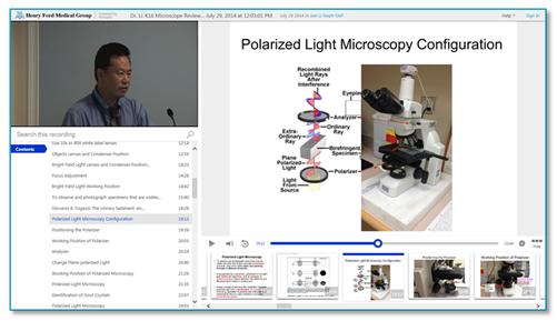 ニコンマイクロスコープのレビュー - Panopto Video Platform