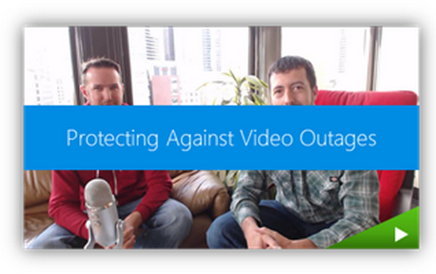 Protecting Against Video Outages - Panopto Video Platform
