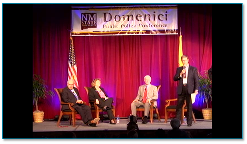 Domenici Conference 1 - Panopto Video Platform