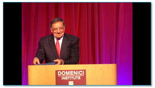 Domenici Conference 2 - Panopto video Platform