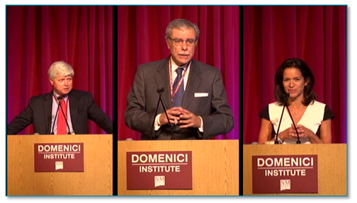 Domenici Conference 3 - Panopto Video Platform