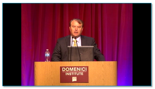 Domenici Conference 4 - Panopto Video Platform