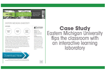 Download Eastern Michigan Case Study - Panopto Flipped Classrooms Platform