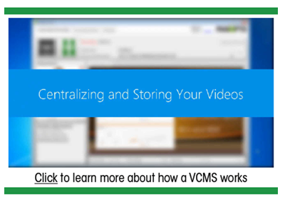 How a VCMS Works - Panopto Video Platform
