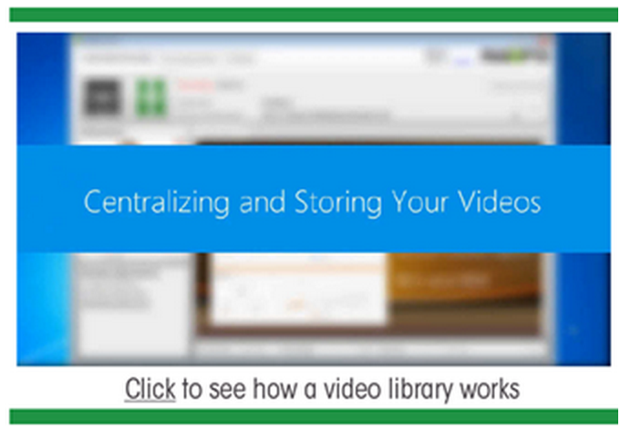 How a Video Library Works - Panopto Video Content Management System