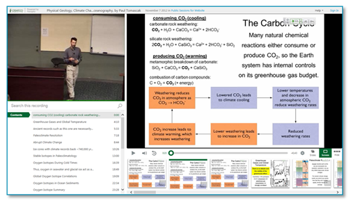 SUNY Oswego Lecture - Panopto Lecture Capture Platform
