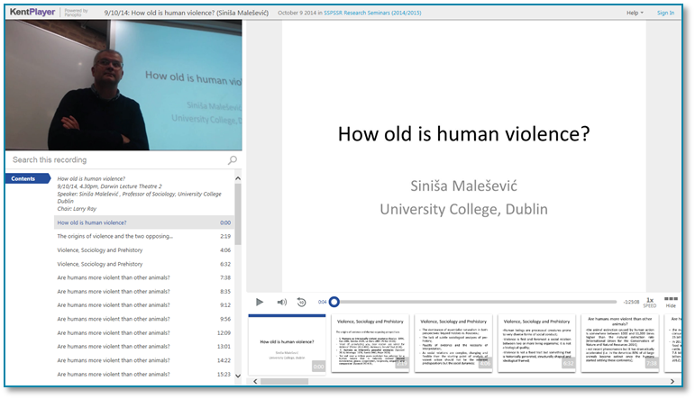 HowOldIsHumanViolence-Panopto Video Presentation Software