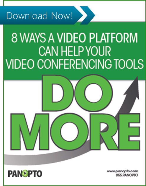 ICON - CTA - 8 Ways A Video Platform Can Help Your Video Conferencing Tools Do More