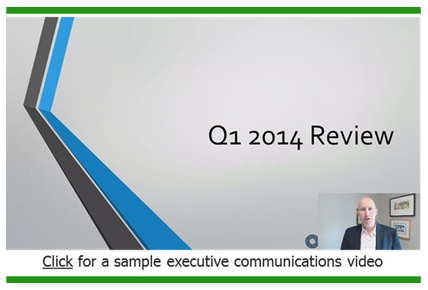 Sample Executive Communications Video - Panopto Video Platform