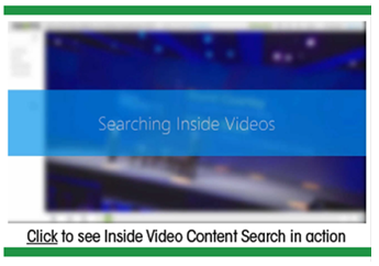 Video Content Search - Panopto Video Platform