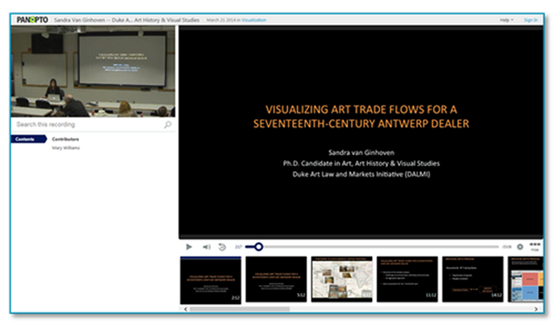 Visualizing Art Trade Flows - Transplant Overview