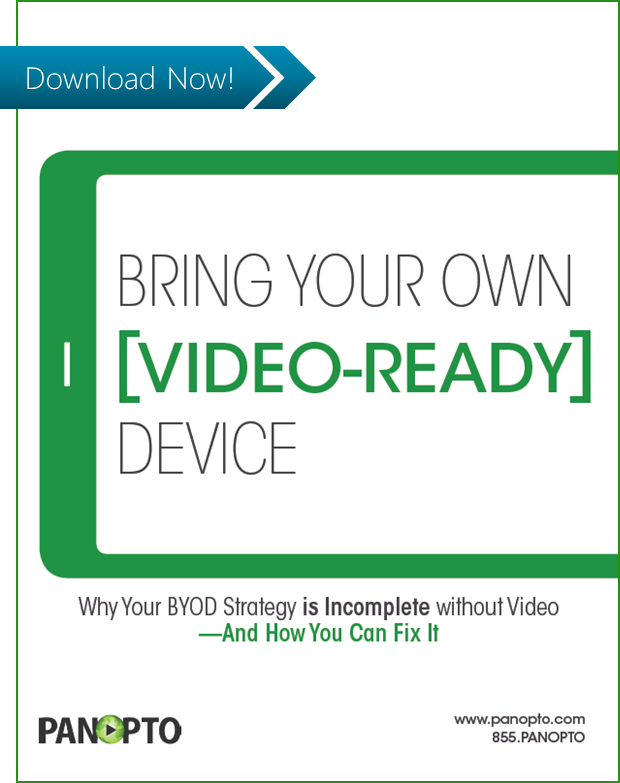 ICON - CTA - Bring Your Own Video Ready Device