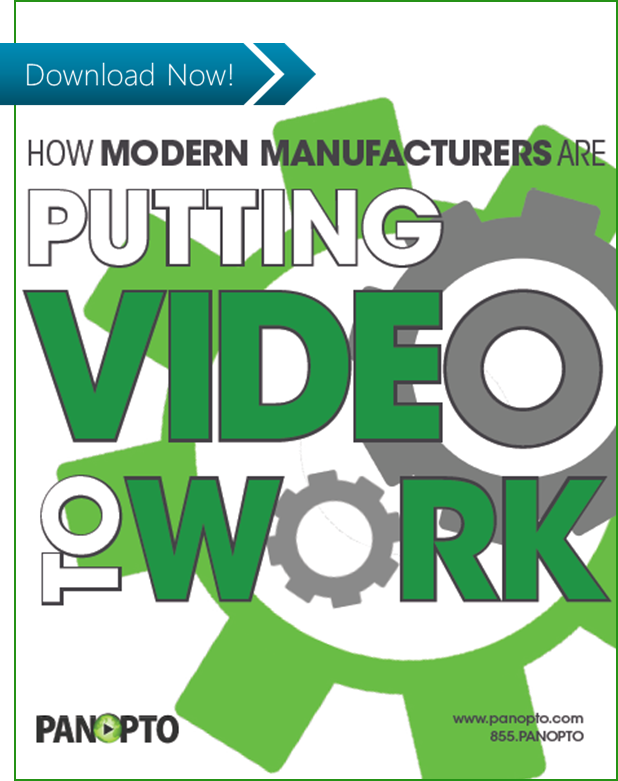 ICON - CTA - How Modern Manufacturers Are Putting Video To Work