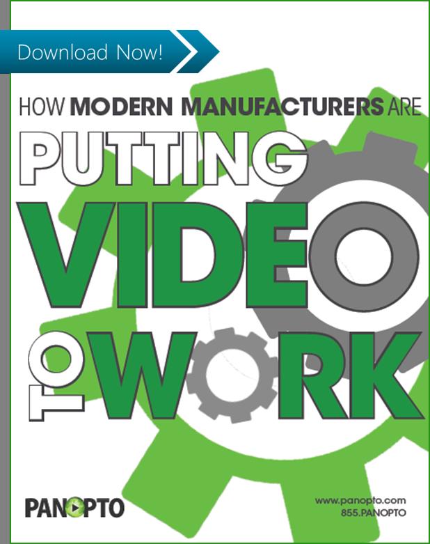 ICON - CTA - 現代のメーカーはどのようにビデオを活用しているのか?
