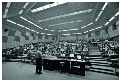 Lecture Hall-Panopto Lecture Capture 플랫폼