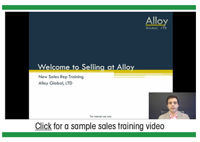 Sample Sales Training Video - Panopto Video Platform