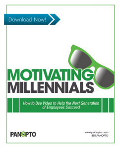 Motivating Millennials Whitepaper icon