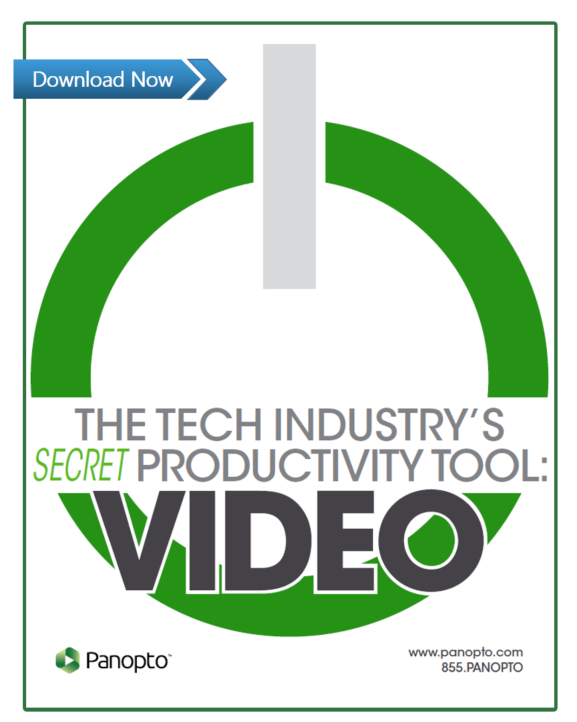 How technology companies are putting video to work