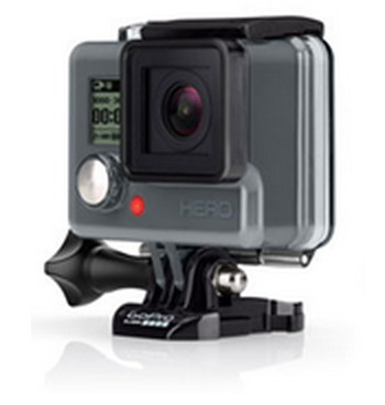 GoPro Hero - classroom recording equipment