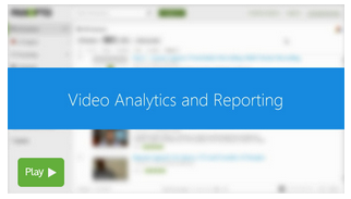 Analytics and Reporting - Panopto Video Learning Platform