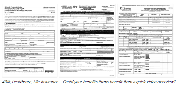 Are Your HR Forms Harder to Complete Than Tax Returns – Sample Hr Form