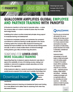 ICON CTA - Qualcomm - Panopto Video Platform Case Study