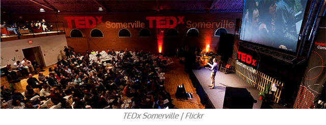 TEDx Somerville - Flickr