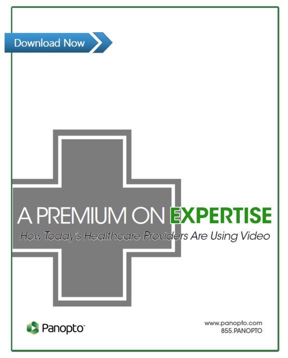 Video In Healthcare White Paper