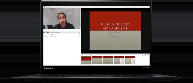 Student Presentation - Thinkpad