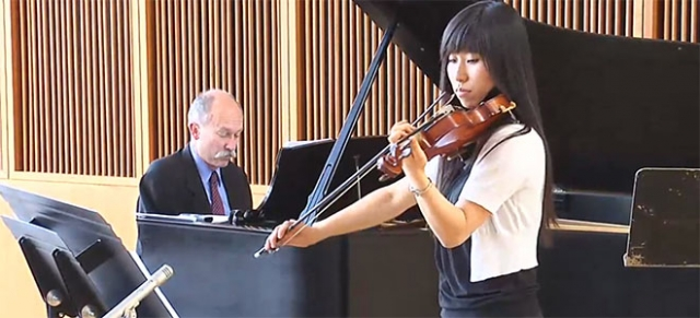 Music Recital - Gordon College Sample - Panopto Video Platform