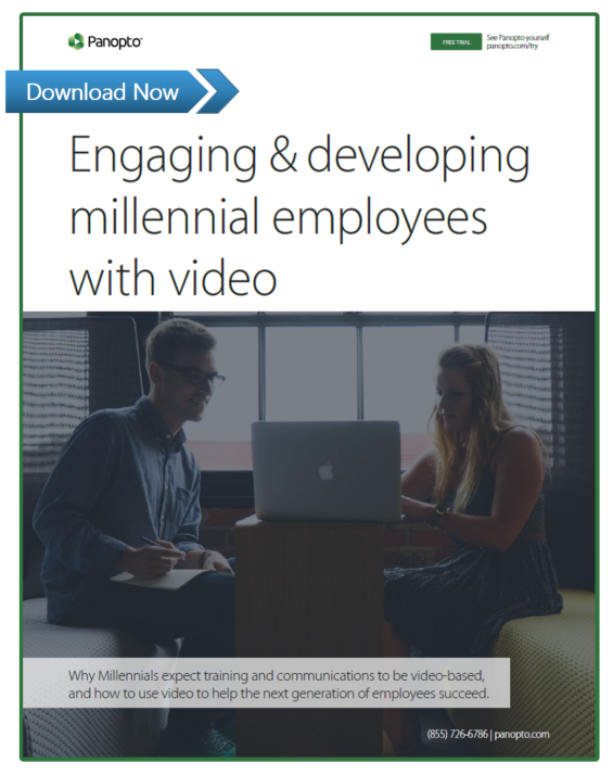 Engaging Millennials