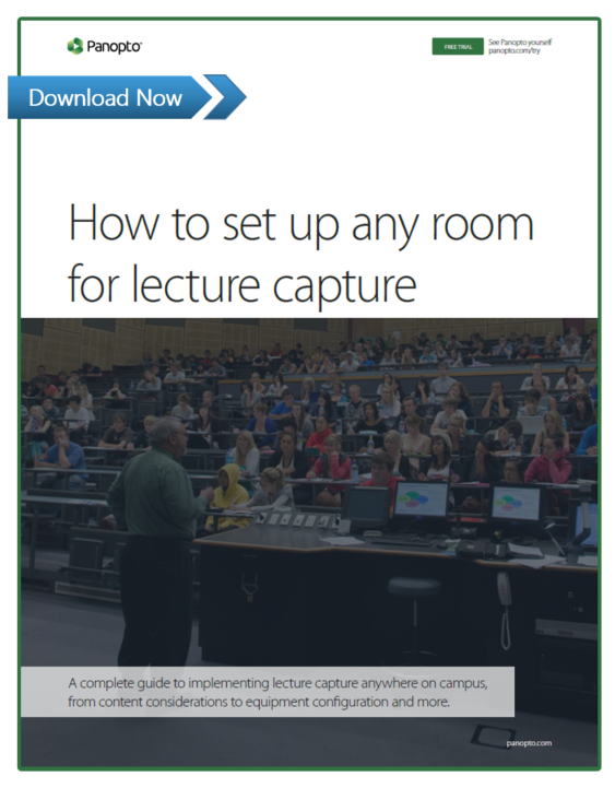 Lecture Capture eBook